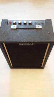 Guyatone Amplifier - Verstärker Japan in Nürnberg - Südstadt | Musikinstrumente und Zubehör gebraucht kaufen | eBay Kleinanzeigen