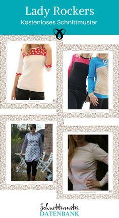 Lässiges Shirtkleid oder cooles Longshirt – die Lady Rockers von Mamahoch2 ist ein unglaublich wandelbares kostenloses Schnittmuster, das durch viele zusätzlich erhältliche Erweiterungen noch ergänzt … Weiterlesen
