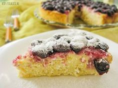 Hungarian Cake, Hungarian Recipes, Healthy Food Options, Food To Make, Cake Recipes, Good Food, Food And Drink, Favorite Recipes, Sweets
