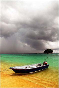It never rains here, Tioman, Malaysia