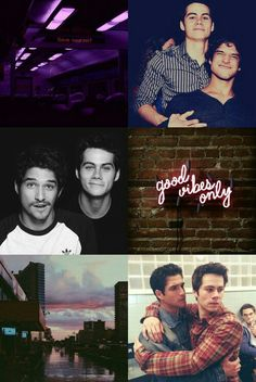 Lockscreens | teen wolf | stiles | scott | friendship | aesthetic