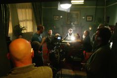 Doctor Who 1x03 - The Unquiet Dead - Behind the Scenes