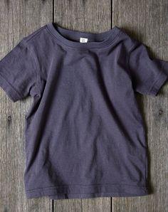 GOAT-MILK kidware   100% organic cotton basics   tee shirt