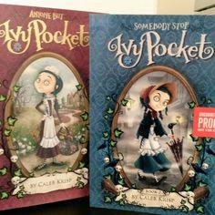 Ako vam se svidjela Ivy Pocket, znajte da postoji i nastavak: 'Somebody stop Ivy Pocket'. Nadajmo se da će ga brzo prevesti!