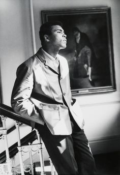 MUHAMMED ALI by Gordon Parks