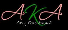 Any questions? Aka Sorority, Alpha Kappa Alpha Sorority, Sorority Life, Cover Pics For Facebook, Divine Nine, Pink Apple, Alpha Female, Say More, Pretty In Pink