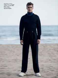 Harpers Bazaar Men Thailand: Clément Chabernaud Brings Designer Fashions to the Beach Mens Fashion Summer Outfits, Men Fashion Show, Mens Fashion Suits, Beach Fashion Photography, Photoshoot Concept, Photoshoot Ideas, Dior, Mens Fashion Sweaters, Alfred Stieglitz