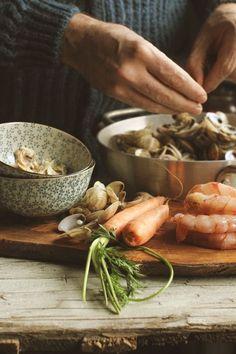 homemade stews, roasts, soups...