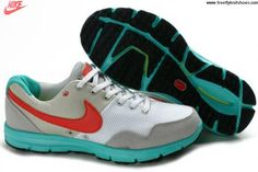 4defee6c68bf Womens Nike Lunarfly White Blue Orange Shoes Nike Free Run 3 -