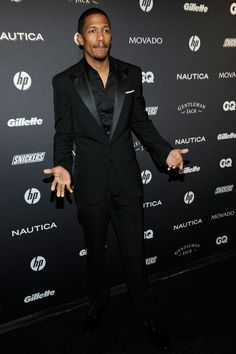 If you want to add a hint of personality to your look, take a few style cues from this week's Star Style, Nick Cannon. Gentleman Jack, Gentleman Style, Gentleman Fashion, Sharp Dressed Man, Well Dressed Men, Gq, Star Fashion, Men's Fashion, Fashion 2020