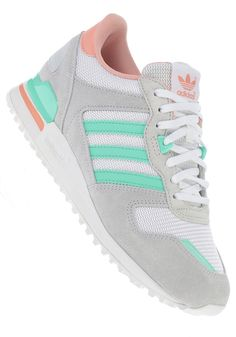 #planetsports ADIDAS - Womens Zx Flux clear grey