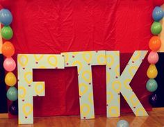Children's Miracle Network! Dance Marathon ideas #FTK