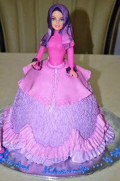 muslim girl cake more doll cakes amazing cakes girl cakes muslim cake ...