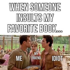 I love how Peter is the idiot! #Insurgent