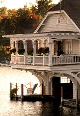 boathouse balcony . The Boathouse Bed & Breakfast in Bolton Landing, Lake George, NY