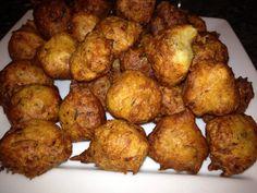 Bajan Fish Cakes...
