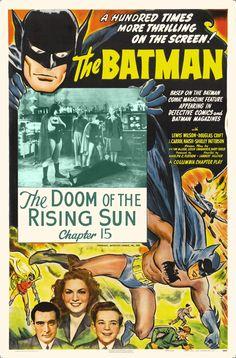 The Batman - The Doom of the Rising Sun