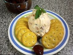 BOTANA (DIP) DE QUESO CREMA Y CHILE CHIPOTLE / DIP CREAM OF CHEESE AND CHIPOTLE - YouTube