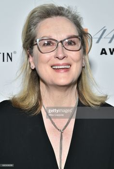 Actress Meryl Streep backstage during the 44th Chaplin Award Gala at David H. Koch Theater at Lincoln Center on May 8, 2017 in New York City.