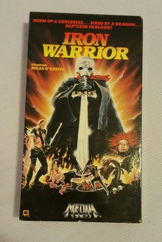 Iron Warrior (VHS, 1987) Miles O'Keeffe in DVDs & Movies, VHS Tapes | eBay, Christmas Shopping