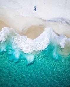 Photo by @saltywings. Shelley Beach Australia.  #beautiful #drone #photography #art #dreamy #Australia