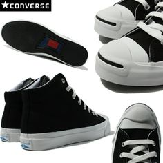 Shoes shop LEAD  The size man and woman combined use that the pretty cool  small size that Converse Jack Pursel mid CONVERSE men gap Dis sneakers  black and ... 79c599065