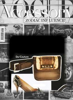 de couture on Vogue Accessory Italy