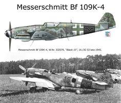 Messerschmitt Bf 109 K-4 - BFD