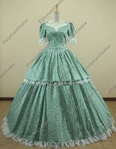 I really do like this color, and feel that it's a good fit for Victorian style dresses.