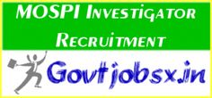 The #recruitment authority of Ministry of Statistics and Programme Implementation has disclosed the #jobnotification as MOSPI Investigator Recruitment 2016. #Organization of NSSO and FOD has issued this job advertisement to fill the 431 vacancies of Field Investigator Posts.
