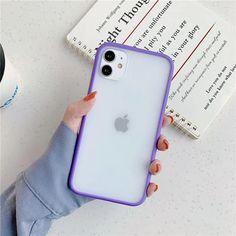 Matte Bumper - Hard iPhone Case