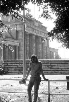 Berlin Brandenburg Gate Germany 19th August 1972
