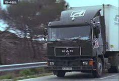 AUF ACHSE - Franz Meersdonk. Günther Willers. Und ihre Maschinen. 320 PS.  Sie fahren Terminfracht in aller herren Länder.  Auf sie ist Verlass.
