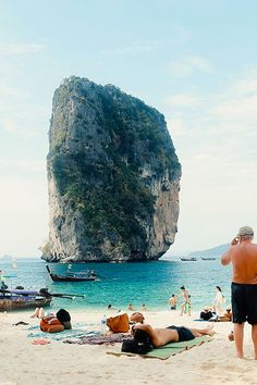 21 Incredible Trips To Add To Your Bucket List  #refinery29  http://www.refinery29.com/tiny-atlas-amazing-travel-trips#slide-12  Location:  Poda Island, Thailand Why You Have To Go:  The crystal-clear water, wonderful stillness, and the long, scenic views. Best Time Of Year:  December through January Pro Tip: Don't forget to stop at the beach and snorkel when island-hopping in the Krabi area of Thailand. Be prepared for a fair amount of people — so watch your belongings.