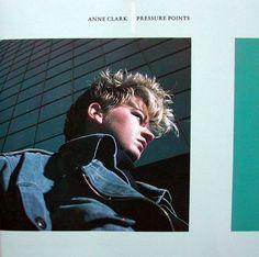 ANNE CLARK-Pressure Points(CD) 10 Records
