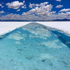 Our planet is truly beautiful. There's so many places to see and discover! Beautiful Places To Visit, Beautiful World, Places To Travel, Places To Go, Bolivia, Stunning View, Color Azul, Great View, Landscape Photos