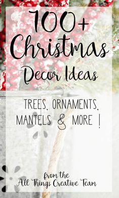 100 Christmas Decor Ideas