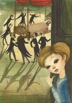 Illustration by Jerzy Srokowski