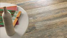 WoodRaw Rust is a stylish yet practical industrial feel wood effect porcelain floor tile with warm undertones. Wood Effect Porcelain Tiles, Porcelain Floor, Warm Undertone, Rustic Contemporary, Kitchen Interior, Natural Wood, Tile Floor, Flooring, Industrial