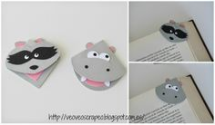 bookmark, marcapaginas, infantil, animales. Tarjeta. Tarjetería. Card. Cardmaking.