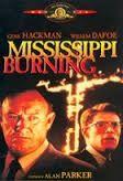 Mississipi Burning : Film américain drame, thriller - avec : Gene Hackman, Willem Dafoe, Frances McDormand, Brad Dourif, R. Lee Ermey, Gailard Sartain, Michael Rooker, Pruitt Taylor Vince - 1988