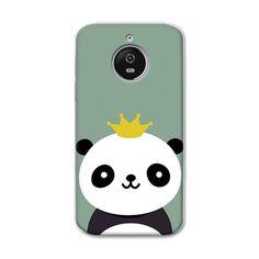 Painted Dog Cat Bear Cases For Moto E4 Plus Back Cover Soft Silicone TPU funda For Motorola Moto E4 Plus 5.5 inch E4Plus Case