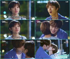 Cinderella and Four Knights - Goodbye Kiss - Episode 15 (Eng Sub) Jung Il Woo & Park So dam Watch Korean Drama, Korean Drama Movies, Kdrama, Jung Ii Woo, Cinderella And Four Knights, Park So Dam, Sleepless Nights, Movies Showing, I Movie
