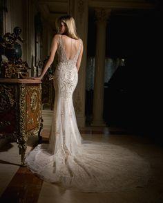 buy online amalia carrara pink wedding dresses