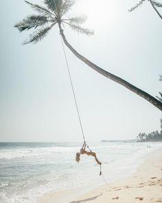 Swing in Sri Lanka