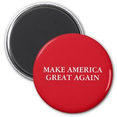 """Make America Great Again""Magnet"