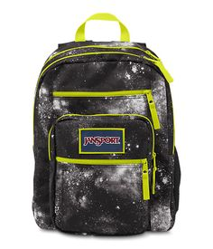 072558754608 Bring neon and fluorescent pops of color to your everyday backpack with the  Big Student Overexposed
