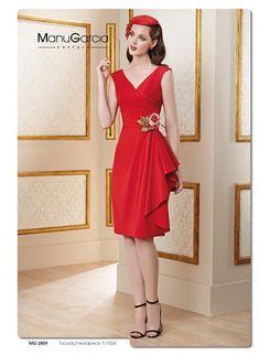 Resultado de imagen para vestidos rojos a la moda para mujer