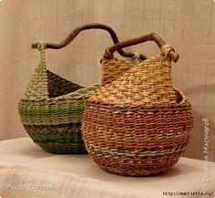 Плетение корзинки с ушками. Мастер-класс (520x480, http://marrietta.ru/post361971741/?upd209Kb)