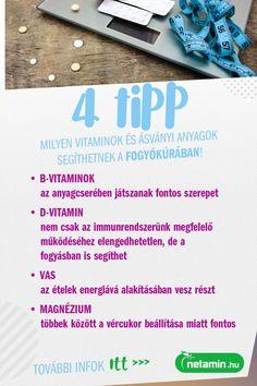 fogyáshoz szükséges vitaminok)